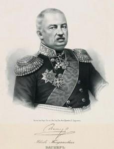 Генерал-майор Яков Богданович Вагнер
