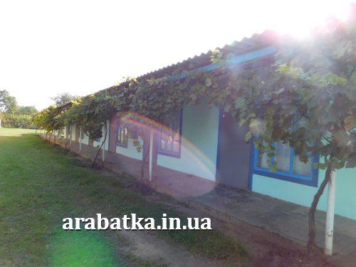 Мини-пансионат Ямал в Генгорке на Арабатской стрелке